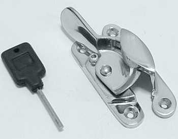 Fitch Sash Fastener, Lockable