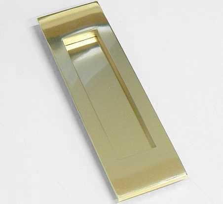 Vertical Letter Plate Inbrass Co Uk